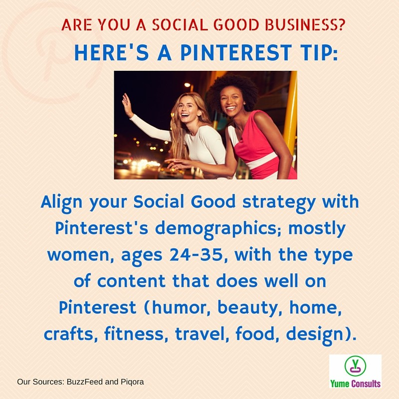 Yume Consults Pinterest 24-35 Strategy