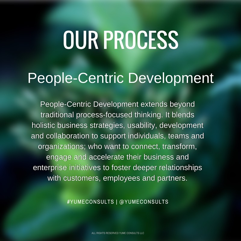 Yume Consults People Centric
